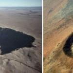 Метеоритные кратеры