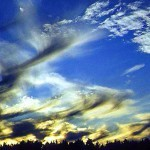 Серебристые облака