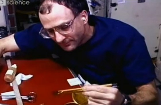 Astronavt Donald Roy Pettit