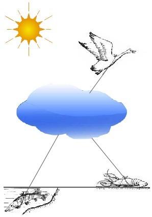 Почему не падают облака 4