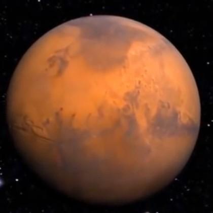 Марс планета